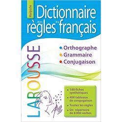 Dictionnaire des rgles du franais