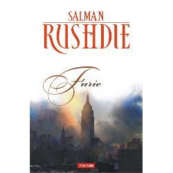 Traducere din limba englez&259; &351;i note de Vlad RussoÎnFuriepalpit&259; o energie epic&259; uimitoare n&259;scut&259; din comedia cea mai neagr&259; lipsit&259; de orice urm&259; de compasiune dintr-o tulbur&259;toare analiz&259; a abisului firii umane &537;i dintr-o cople&537;itoare poveste de dragosteProfesorul Malik Solanka protagonistul romanuluiFurie istoric al