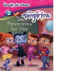 Disney Invat sa citesc Vampirina Petrecerea lui Vee nivelul 2