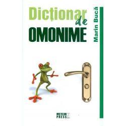 Dictionar de omonime imagine librarie clb