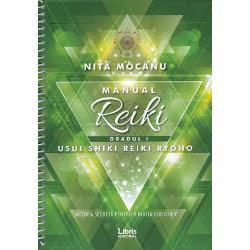 Manual reiki gradul 1. Usui Shiki Reiki Ryoho
