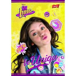 Caiet A5 32 file Soy Luna dictando