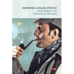Aventurile lui Sherlock Holmes este prima colec&539;ie de povestiri poli&539;iste scrise de Sir Arthur Conan Doyle &537;i reune&537;te dou&259;sprezece dintre cele mai faimoase cazuri ale legendarului detectiv Printre povestirile din volum se num&259;r&259; celebrele &8222;Scandal &238;n Boemia&8220; &8222;Fr&259;&539;ia Ro&537;ca&539;ilor&8220; &8222;Banda pestri&539;&259;&8220; &537;i &8222;Cei cinci s&226;mburi de portocal&259;&8220; Ingenioasele scenarii