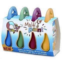 Tempera Toy Color multipaint 150 ml 4 buc&259;&539;iAceast&259; vopsea este îndeajuns de fluid&259; pentru a fi aplicat&259; cu pensula &537;i îndeajuns de sigur&259; pentru a fi aplicat&259; cu degeteleFlaconul are un design inovator pentru fluidizarea vopselei fiind gata de utilizatPictatul devine astfel cu adev&259;rat distractiv pentru orice vârst&259;Se îndep&259;rteaz&259; cu u&537;urin&539;&259; de pe piele