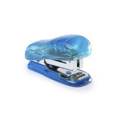 Capsator plastic Rapesco Bug Mini 12 coli albastru
