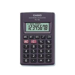 Calculator de buzunar Casio HL-4A 8 digits