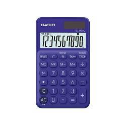 Calculator portabil Casio SL-310UC 10 digits Calculatorul este prevazut cu ecran LCD cu 10 digits iar tastele prezinta semnele de comanda a functiilorDate generale• Ecran LCD mare• Calcule statistice• Alimentare duala-solara si baterie• Carcasa plastic colorata• Taste