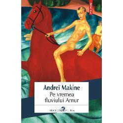 """""""Pe vremea fluviului Amur e un portret al artistului ca tîn&259;r s&259;lbatic un b&259;iat cu c&259;ciul&259; &351;i hain&259; de blan&259; mirosind a fum de cedru Sensibilitatea literar&259; a acestui roman este rar&259; într-o &355;ar&259; care în lungii ani de dictatur&259; sovietic&259; era un simbol al disper&259;rii umane""""The New York TimesAndreï Makine"""