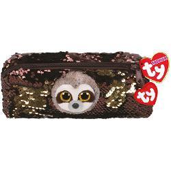 Penar plus Ty Fashion Sequins pencil bag DANGLER sloth TY95851 imagine librarie clb