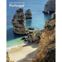 Portugal has developed a special cultural landscape due to its location between the Atlantic Ocean and neighboring Spain North African Moorish influences have shaped a special cultural landscape that combines with a multi-faceted landscape In Portugal you will find impressive mountain ranges dry plains gentle hills and rocky cliffs In over 450 pictures this volume shows Portugals extraordinary diversity