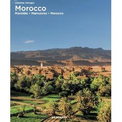 Morocco situated between the Atlantic and the Mediterranean is culturally culinarily and architecturally influenced by Berbers Arabs and Europeans The countrys diversity is reflected in the landscape of Mediterranean coastal regions in the north and west the high mountains in the interior and the Sahara In over 500 photographs this volume shows the multi-faceted landscape and oriental culture of Morocco