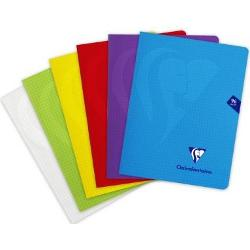 Caiet Capsat Clairefontaine Mimesys, A5+, matematica, 48 file 303742 imagine librarie clb
