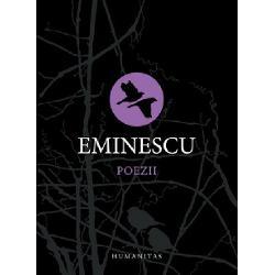 """""""Eminescunu a avut timp sa-si adune creatia intr-un volum """"de autor tot astfel cum nu a avut de fapt nici timp sa o incheie lasandu-ne mostenire un santier de proportii uriase – pe cat de fascinant pe atat de coplesitor Aceasta noua editie restituie o parte insemnata a operei poetice readucand-o"""