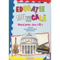 Educatie muzicala clasa a VII-a