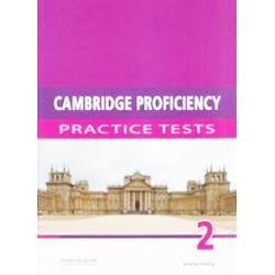 Cambridge Proficiency Practice Tests have been specifically written for the updated 2013 Cambridge Proficiency in English examination The tests have been designed to familiarise students with the exact format of the updated exam as well as to expand their vocabulary and to improve the skills required to pass the examination Cambridge Proficiency Practice Tests contain • six complete practice tests for the updated