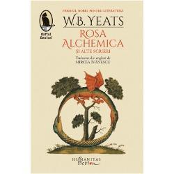 Considerat de critici cea mai bun&259; oper&259; în proz&259; al lui WB Yeats Rosa Alchemicae &351;i unul dintre textele reprezentative pentru limbajul bogat dar &351;i pentru preocup&259;rile principale ale scriitorului cultura irlandez&259; miturile &351;i legendele celtice magia alchimia &351;i misticismulEroii din