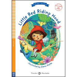 CEFR LevelBelow A1ThemeLove'I'm sorry Grandma Mummy is right It isn't safe to stop in the woods' says Little Red Riding HoodOnce upon a time there was a little girl who lived in a village near the forest Her name was Little Red RidingHood One day Little Red Riding Hood visits her grandma in the woods where she meets a big