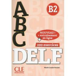 Ouvrage de préparation aux examens du DELF niveau B2 dans la collectionABCDelf destiné aux grands adolescents adultes Entrainement en ligne inclusABC DELF B2 est destiné aux grands adolescents et adultes préparant les épreuvres du Diplôme détude de la langue française DELF et existe pour chaque niveau du Cadre européen commun de référence pour les langues