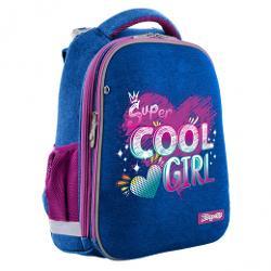Ghiozdan Cool girl H-12 (7686) 5523 imagine librarie clb