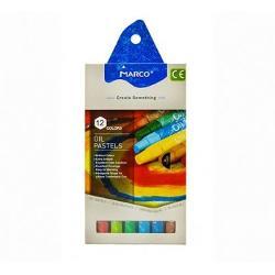 Creioane cerate colorate- Set de 12 culori- Diametru grif 100 mm- Lungime 750 mmNu sunt recomandate copiilorcu virsta sub 3 ani