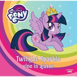 Nu e lucru usor sa inveti sa zbori Va reusi Twilight Sparkle sa-si ia inima-n dinti si sa zboare ca sa-si ajute prietenele