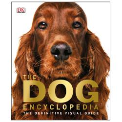 Covering the history breeds care health and positive training of dogs — all in one easy reference —The Dog Encyclopediais a fully illustrated encyclopedia of all things canineWith an extensive photographic catalog of more than 400 dog breeds organized by to FCI groupings each profile describes the breeds uses