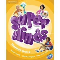 Super minds 5-sb imagine librarie clb
