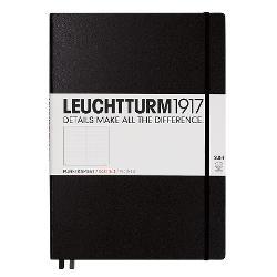 Notebook-uri cu coperta rigida de marime medie A5 cu 125 de file hartie de 80g ivory