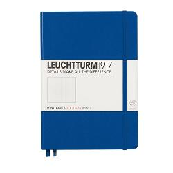 LT344747 Notes A5 Coperta Rigida Albastru Royal-Int Punctat