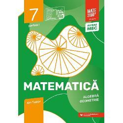 Avizat MEC conform OM nr 35304042018Cea mai popular&259; &351;i mai longeviv&259; colec&355;ie de matematic&259; din Rom&226;nia&160;MATE 2000 a Editurii Paralela 45 reprezint&259; de mai bine de dou&259; decenii&160;suportul num&259;rul 1 de &238;nv&259;&355;are a matematicii pentru majoritatea elevilor din &238;nv&259;&355;&259;m&226;ntul preuniversitar at&226;t prin activit&259;&355;ile matematice de