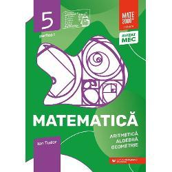 Avizat MEC conform OM nr 30228012018Cea mai popular&259; &351;i mai longeviv&259; colec&355;ie de matematic&259; din Rom&226;nia MATE 2000 a Editurii Paralela 45 reprezint&259; de mai bine de dou&259; decenii suportul num&259;rul 1 de &238;nv&259;&355;are a matematicii pentru majoritatea elevilor din &238;nv&259;&355;&259;m&226;ntul preuniversitar at&226;t prin activit&259;&355;ile matematice de consolidare