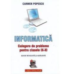 Culegere de probleme IX-XI Popescu