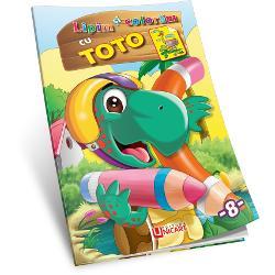 Lipim si coloram -Toto