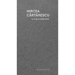 Nu striga niciodat&259; ajutoreste al optulea volum de versuri al lui Mircea C&259;rt&259;rescu &537;i se poate spune c&259; e diferit de toat&259; poezia lui precedent&259; Scris la treizeci de ani dup&259; penultimul volum timp în care autorul n-a mai scris niciun vers el reprezint&259; o întoarcere la simplitatea &537;i generalitatea poeziei genuine imediate &537;i emo&539;ionale dezbr&259;cate de sofisticarea intelectual&259; &537;i