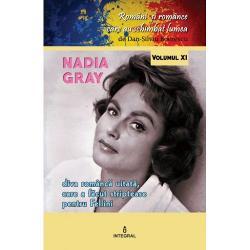 """Artista de origine român&259; a f&259;cut furori cu scena de striptease din capodopera lui Fellini """"La dolce vita"""" Fugit&259; din România Nadia &351;i-a construit o carier&259; impresionant&259; la Hollywood jucând în peste 70 de produc&355;iiN&259;scut&259; în Bucure&351;tiul interbelic dintr-o mam&259; basarabeanc&259; &351;i un tat&259; rus Nadia"""