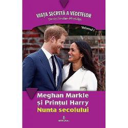 """Pe 19 mai 2018 Prin&539;ul Harry al cincilea în linia de succesiune a tronului britanic &537;i controversata actri&539;&259; american&259; Meghan Markle o superb&259; mulatr&259; deja trecut&259; printr-un divor&539; vor spune """"Da"""" în Capela St George de la Castelul Windsor Ochii întregii lumi vor fi a&539;inti&539;i asupra noului cuplu regal str&259;lucitor &537;i neconven&539;ional vor examina rochia"""