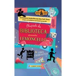 Lemoncello volumul II Olimpiada din biblioteca domnului Lemoncello