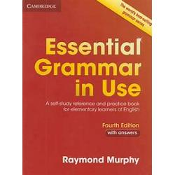 The worlds best-selling grammar series for learners of English Essential Grammar in Use Fourth edition is a self-study reference and practice book for elementary-level learners A1-B1 used by millions of people around the world With clear examples and easy-to-follow exercises it is perfect for independent study covering all the areas of grammar you will need at this level This edition includes an eBook which has the same grammar explanations and exercises found in the printed book