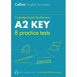 Practice tests for a2 key imagine librarie clb