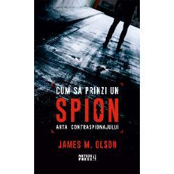 Cum sa prinzi un spion imagine librarie clb