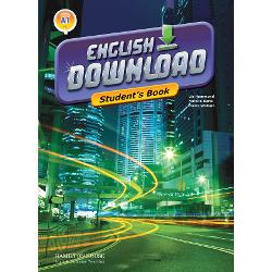 English Downloadis an exciting new multi-level course The Elementary level is suitable for students working to achieve an A1 level of competence within the Common European FrameworkKey featurestheme-related units each containing carefully developed tasks designed to develop students reading writing listening and speaking skills as well as build on their vocabulary and grammarReload sections one at the end of