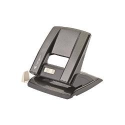 Perforator din metal prev&259;zut cu rezervor pentru confetti