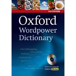 Updated with the latest vocabulary and NEW Oxford iWriter on CD-ROM the new edition of Wordpower builds vocabulary fast and develops writing skillsUpdated with over 500 new words phrases and meanings Oxford Wordpower Dictionary is a corpus-based dictionary that provides the tools intermediate learners need to build vocabulary and prepare for exams Oxford 3000 TM keyword entries show the most important words to know in English This edition includes new Topic Notes