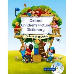 Oxford children`s picture dictionary