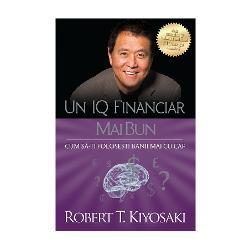 Kiyosaki prezint&259; cele cinci tipuri de IQ financiar necesare fiec&259;rei persoane care dore&351;te s&259; ob&355;in&259; independen&355;a financiar&259; cum s&259; faci mai mul&355;i bani  s&259; afli c&226;t valorezi cu adev&259;rat cine &238;&355;i sunt clien&355;ii &351;i cum s&259;-&355;i conturezi viitorul financiar; cum s&259;-&355;i protejezi banii  s&259; prive&351;ti taxele ca fiind inerente vie&355;ii al&259;turi de tine la bine &351;i la r&259;u