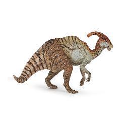 Parasaurolophus Dinozaur-Figurina PapoFigurina Papo Parasaurolophuseste o figurina pictata manual care reda intr-un mod magnific imaginea data de reconstructia dinozaurului in cele mai mici detaliiCopiii sunt fascinati de dinozauri pentru ca sunt mari fiorosi postura corpului este una impunatoareFigurinele Papodezvolta creativitatea imaginatia coordonarea mana-ochi functiile motorii dar nu in