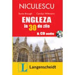 Engleza in 30 de zile cu CD