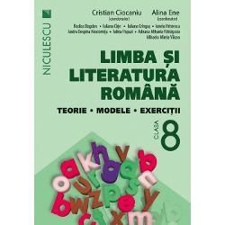 Limba si literatura romana clasa a VIII-a Teorie modele exercitii
