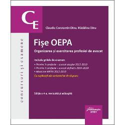 Fise OEPA (editia a IV a)