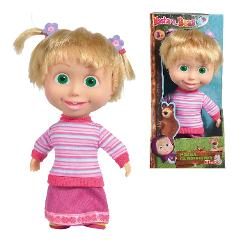 Masha Soft Doll Film Direktor, 23cm 109301028